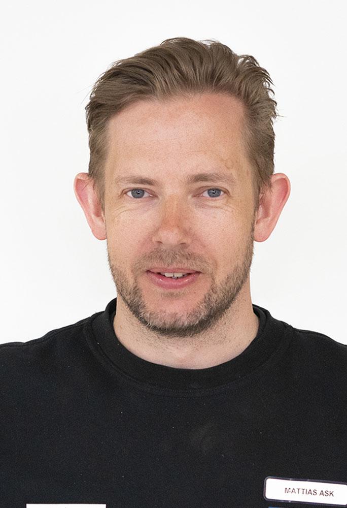 Mattias Ask